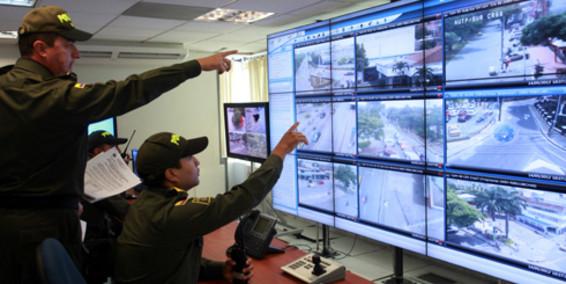 Imagen Policia Metropolitana